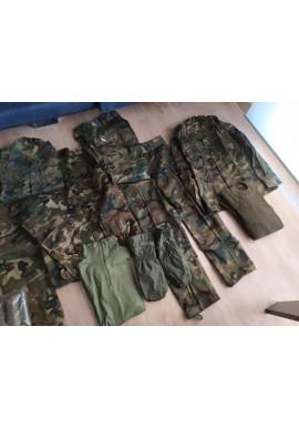 remate Fardo ropa militar
